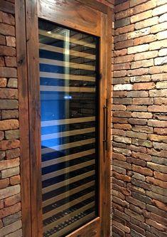 Reclaimed Thin Brick Veneer   Thin Brick Veneer, Brick Backsplash, Interior  Brick Veneer | Home   DIY | Pinterest | Thin Brick Veneer, Thin Brick And  Bricks