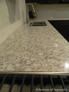 Lg Viatera Everest Quartz Countertop Bing Images
