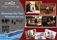 SCANZEE FAN-Brochure