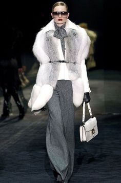 Furs - #Gucci...LOVE the whole look!~