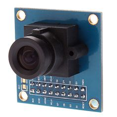 USD $ 9.98 - OV7670 300KP VGA Camera Module for (For Arduino) (Works with Official (For Arduino) Boards), Free Shipping On All Gadgets!