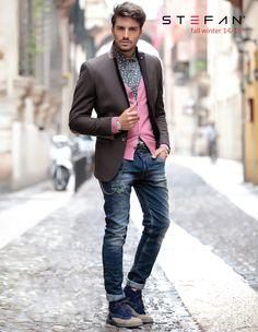 Mariano Di Vaio for STEFAN #stefan #stefanfashion #marianodivaio #mdv #fashion #mensfashion #menswear #fw1415