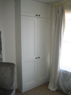built in wardrobes alcoves - Google Search