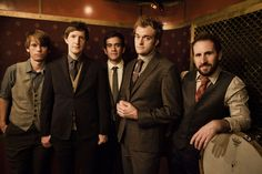 Punch Brothers fight AIDS with (RED). Join in & bid on their (RED)ROWS tickets! Auction ends June 10th. #REDRUSH