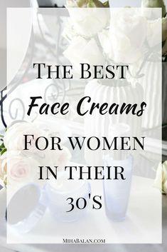 The Best Face Creams For WomenIn Their30's, Cosmetics   Wellness   Skin care   Beauty   ##skincare #skincareproducts #wellnesswednesday #wellness #beautytip #vichy #selfcare #cosmetics #faceproducts #cream #antiaging