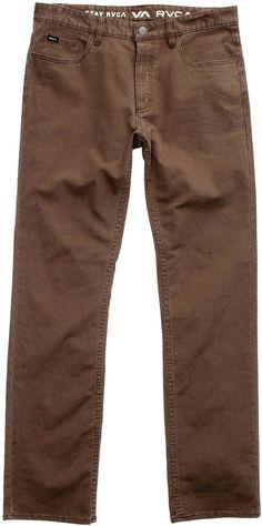 RVCA Mens : Denim / Pants - Stay Rvca Pant
