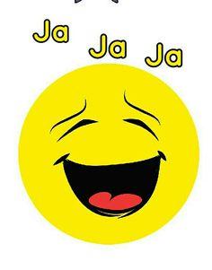 Jajajaja Emoticon Feliz, Stickers Emojis, Emoji Board, Emoji Symbols, Smiley Emoji, Good Morning Greetings, Spanish Quotes, Happy Quotes, Caricature