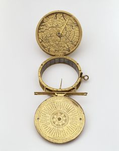 Astronomical compendium, Augsburg, Germany, 1592 - National Maritime Museum