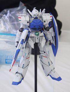 GUNDAM GUY: HG 1/144 Turn A Gundam Shin - Customized Build