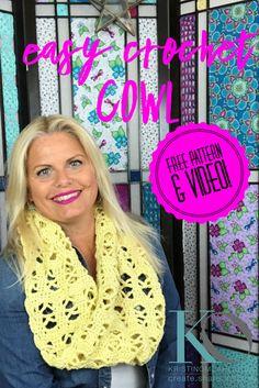 Tender Delilah Crochet Mobius Cowl FREE Pattern — Kristin Omdahl