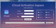 Looking for Top tools to bypass iCloud Activation? Here are the best iCloud Bypass Tools to remove iCloud activation lock in 2 minutes on iOS iOS Iphone Unlock Code, Unlock Iphone Free, Iphone Codes, Life Hacks Phone, Iphone Hacks, Iphone 6, Apple Iphone, Iphone Secrets, Ipad Hacks