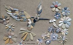 Pebble art from Hungary by tamas kanya Pebble art from Hungary by tamas kanya #kavicsművészet#kavicsművész#kavics#pebbleart#pebbleartwork#pebbleartist#landart#landartist#kavicsképek#kavicskép#rómaipart#hummingbird