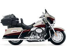 Harley-Davidson Electra Glide FLHTCUSE Screamin' Eagle Ultra Classic (2006)