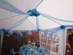 Frozen party decorations x