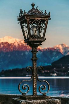 Villa Carlotta - Tremezzo, Lake Como, Province of como, Lombardy region Italy Lantern Post, Lantern Lamp, Candle Lanterns, Lake Como Italy, Street Lamp, Villa, Outdoor Lighting, Outdoor Lamps, Lamp Light