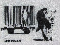 arte callejero Stencil