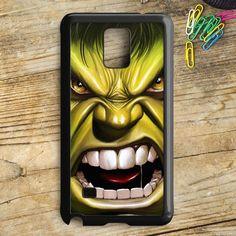 New Incredible Hulk Marvel The Avengers Samsung Galaxy Note 5 Case | armeyla.com