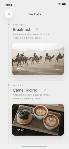 Atlas is a free travel app UI kit from InVision. Layouts sized for mobile, desktop, and tablet and available in Sketch and PSD formats. Self Service, Logo Service, Service Design, Ui Design Mobile, App Ui Design, Interface Design, Design Design, Blog Design, Timeline App