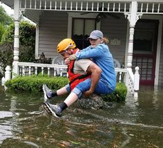 The ASCE helps neighbors stranded in Houston.