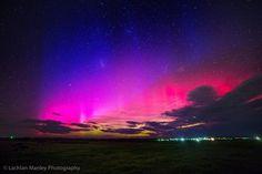 Aurora from Ocean Grove Victoria last night.