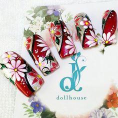 Sakura flowers   #nails #nailsg #nailart #nailmax #nailwow #nailporn #nailswag #nailmania #nailqueen #nailsalon #nailtrend #nailaddict #naildesign #nailstagram #nailsingapore #igsg #igers #igdaily #instapic #instadiary #instanails #dollhousesg #dollhousenails #manicure #gel #gelish #gelnails #cny #flowers