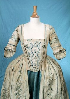 Trosseau  Antique clothing for sale. Very expensive of course, but great for photos...18th century