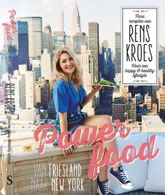 Powerfood - van Friesland naar New York - ePUB of iBook New York, Lunch To Go, Imagines, Mean Girls, Health Advice, Post Workout, Fun Drinks, Superfood, Energy Drinks