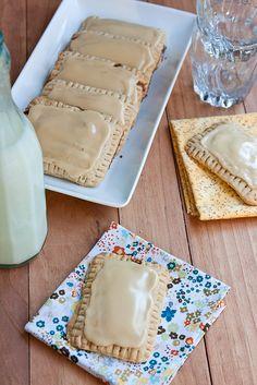 Homemade Maple-Cinnamon Oat Pop Tarts