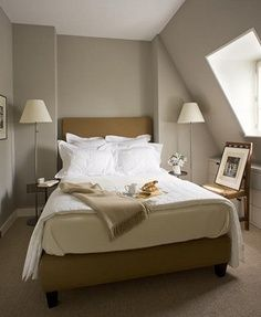 farrow and ball's light gray possible paint colour scheme bedroom