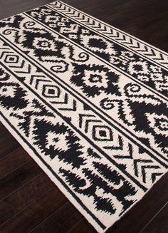 Rug Flat Weave Wool Kazim   Risenn
