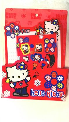 Hello Kitty flowerpower, 2003