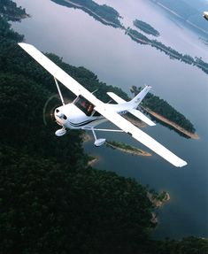Cessna Skyhawk. Maybe one day after Brad gets his license :)