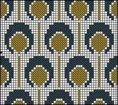 Cross Stitch Borders, Cross Stitch Rose, Modern Cross Stitch, Cross Stitch Embroidery, Cross Stitch Patterns, Knitting Charts, Knitting Stitches, Knitting Patterns, Crochet Patterns