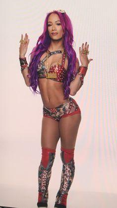 Sasha Banks Boob Size