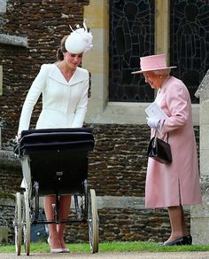 Princess Charlotte's Christening Was A Royal Affair | The Baby Post