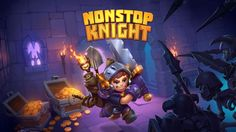 Ein Action-RPG, das mit einem Gewinnspiel lockt: Nonstop Knight