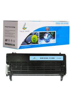 TRUE IMAGE DE3301199 High Yield Cyan Toner Replaces Dell 3301199