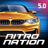 Nitro Nation Online 5.0.2 APK  Hack MOD Games Racing
