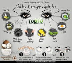 Thicker Hair Remedies home remedies to grow thicker and longer eyelashes. Most of these are the same ingredients to promote longer thicker hair too.might as well as use the hair treatment on your eyelashes too. Long Thick Eyelashes, How To Grow Eyelashes, Thicker Eyelashes, Longer Eyelashes, False Eyelashes, Faux Lashes, Grow Thicker Eyebrows, Vaseline Eyelashes, Beauty Tricks