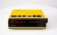 Siemens Digital Clock Radio