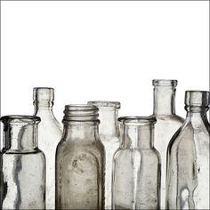 (antique glass bottles by friendlydrag0n flickr via anca gray