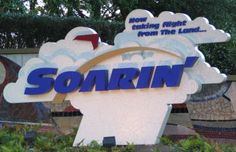 Soarin' Around the World is a flight simulator attraction at Epcot that lifts Guests on multi-passenger hang gliders for a scenic aerial tour of the globe at Walt Disney World Resort near Orlando, Florida. Walt Disney World Rides, Disneyland World, Disney World Parks, Disney Dream, Disney Fun, Disney Magic, Disney Nerd, Disney Parks