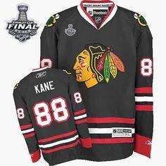 909cc37dc Chicago Blackhawks Artemi Panarin Black Premier Jersey Stitched NHL Reebok L
