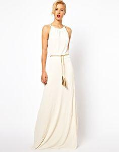 Audrina maxi dress