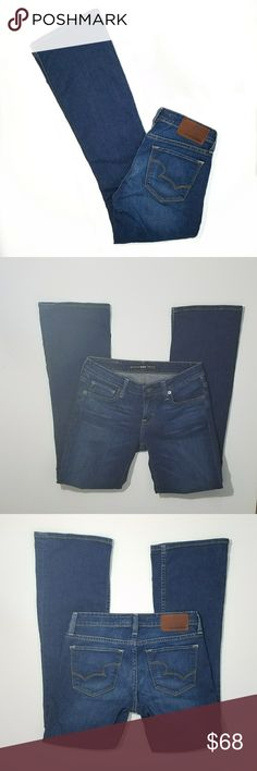 Big Star Remy Boot Jeans Remy Boot Low Rise Fit Dark Blue Jeans From Big Star; Comes In New Condition Without Tags Big Star Jeans