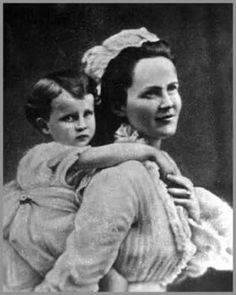 Queen Elisabeth of Romania wife of King Carol I with their daughter Maria Their only child, Maria, died in 1874 at age three — an event from which Elisabeth never recovered. She would later transfer her maternal love to her lady in waiting Elena.