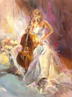 WHITE NOTE 2 by Anna Razumovskaya