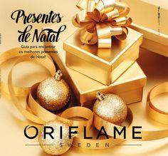 Catálogo 16 de 2016 da Oriflame - Catálogo de Natal