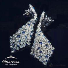 #chiarezza_baku #jewellery#gold#art#azerbaijan#baku#brand#fashion#gift#milano#exclusive#sapphire#rubies#emeralds#diamond#italy#earings#uniquegroup#handmade#design Чистейшие камни,натуральные сапфиры и безупречный дизайн.