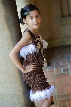 Couture Sahara Desert Laced Dress Stunning laced petti-romper dress, made out of soft laced material that will stretch to fit your child in comfort and will not itch. The material is soft to the touch, top quality fabric. A unique lovely elegant design you will be sure to fall in love with! #timelesstreasure